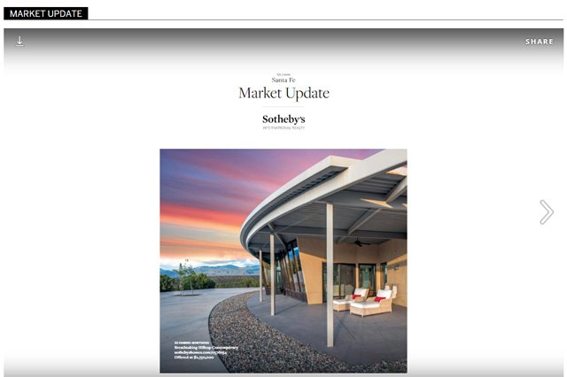 Santa Fe Market Update