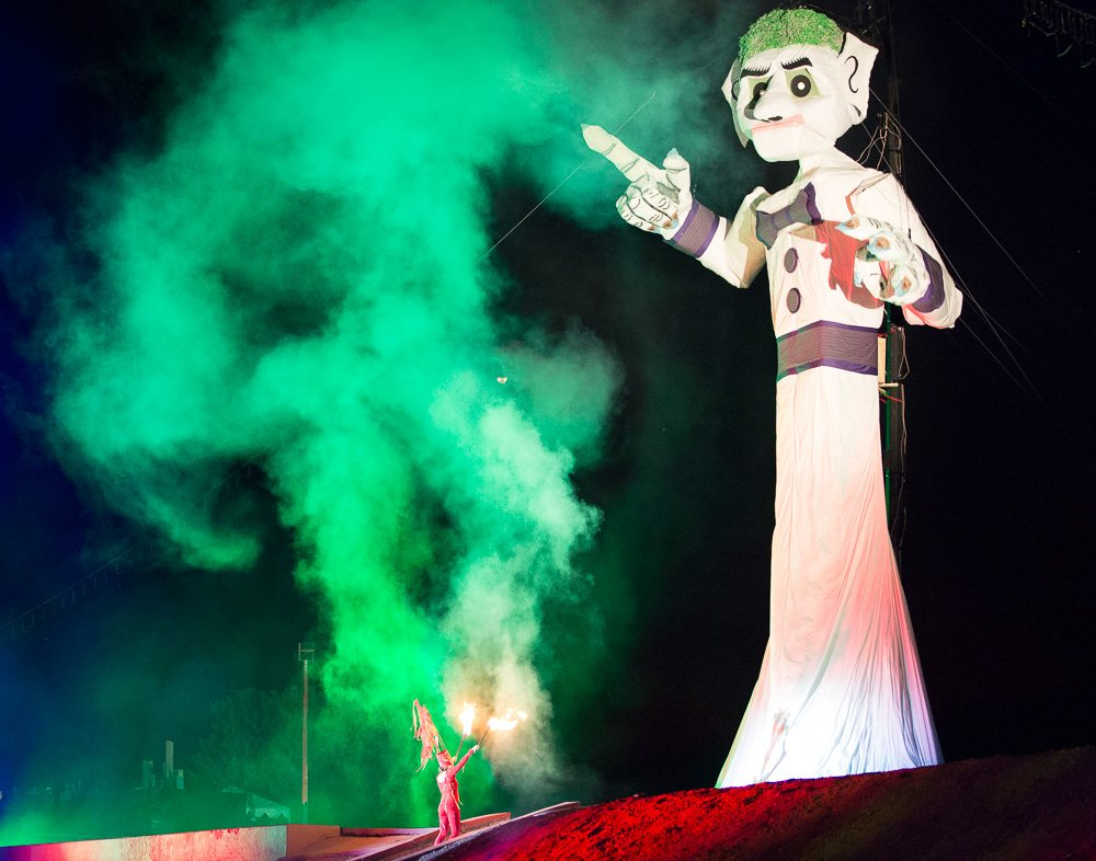 Join Thousands As We Gather (Virtually) To Actually Burn Zozobra and Our 2020 Gloom
